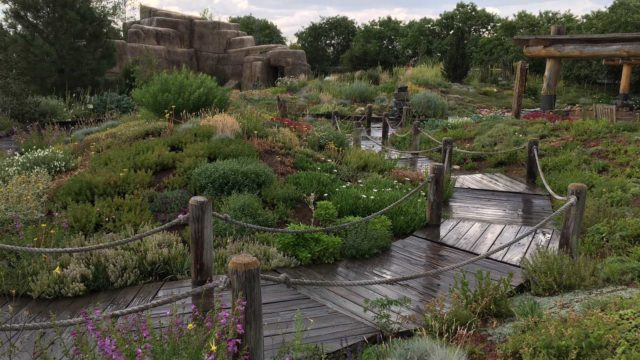 Denver Botanic Gardens - Mordecai Children's Garden; Photo by Michael Guidi